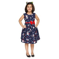Buy Printed Frock for Girls at M Baazar