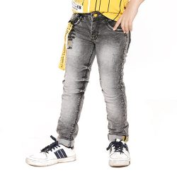 Buy Faded Jeans for Kids at M Baazar
