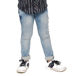 Buy Fashionable Kids Jeans at M Baazar