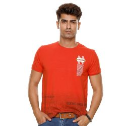 Buy Red T Shirts for Men at M Baazar