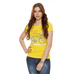 Buy Yellow Top for Girls at M Baazar