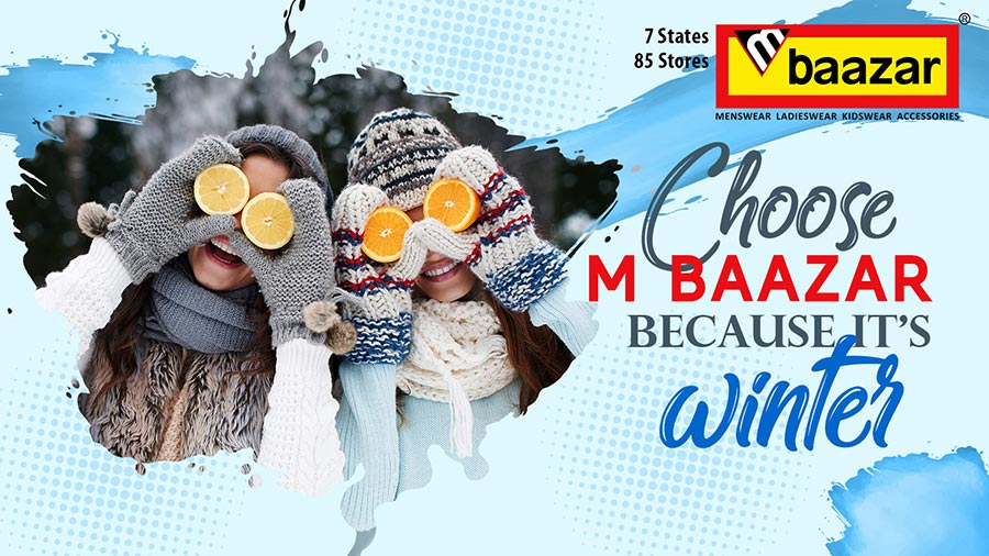 Winter Collections at M Bazaar