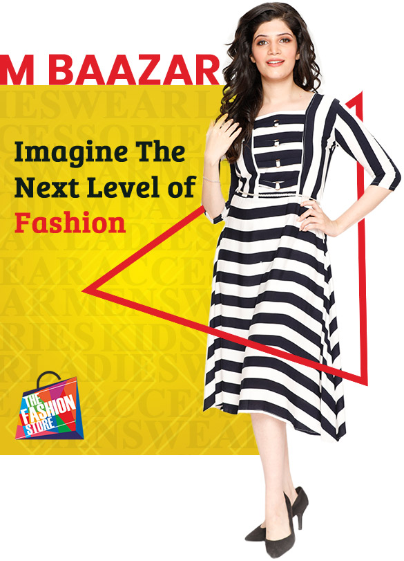 Fashion Collection at M Bazaar